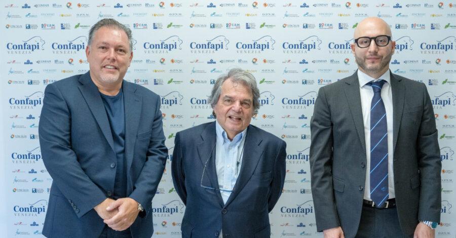 Confapi_Venezia_incontra_Ministro_Renato_Brunetta